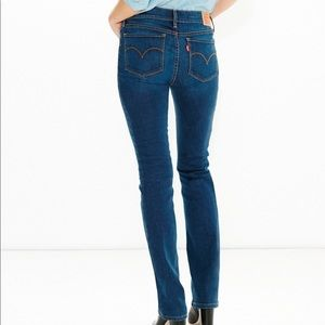 NWT Levi's 712 Slim Denim Jeans